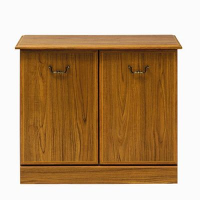 Caxton Tennyson Two Door Sideboard in Teak
