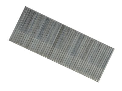 Bostitch SB16-1.50 Straight Finish Nail 38mm Galvanised Bulk Pack 2500