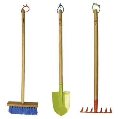 Briers Kids Garden Tools, 3 piece