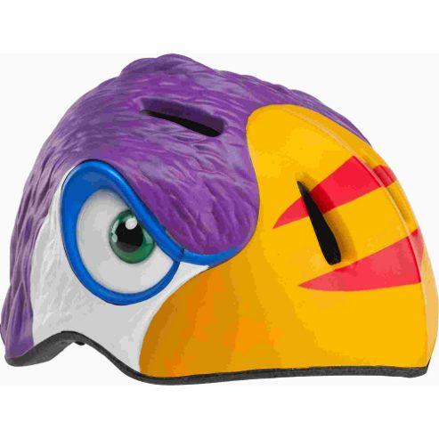 Crazy Stuff Childrens Helmet: Tucan L/XL.