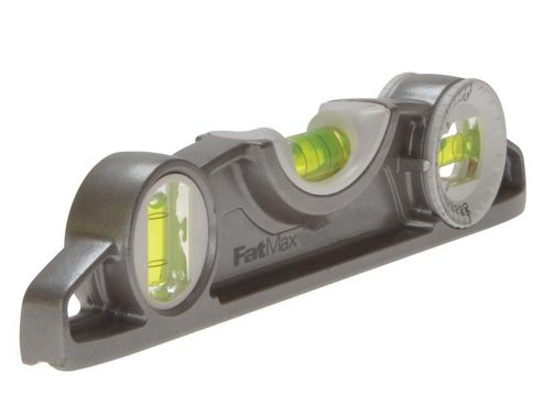 Stanley 043609 250mm FatMax Torpedo Level