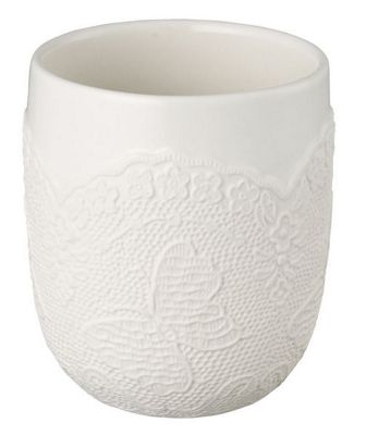Kinto Couture Lace Double Wall Drinking Cup