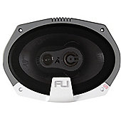 FLI Integrator 6 x 9 inch 3way Speaker