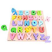 Bigjigs Toys Chunky Alphabet Puzzle