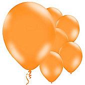 Orange 11 inch Latex Balloons - 10 Pack