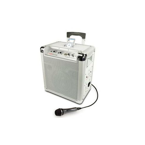 ION IPA06 Block Rocker Portable PA System for iPod.