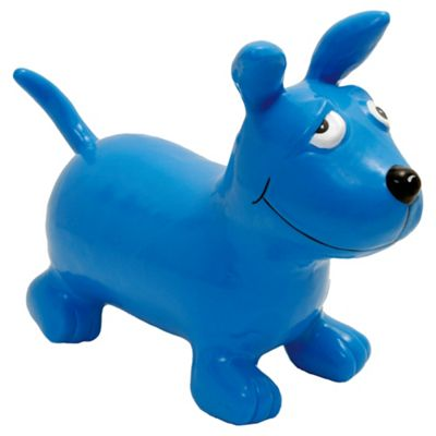 Happy Hopperz Blue Dog