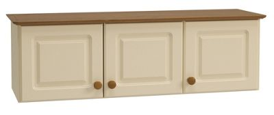 Steens Richmond 3 Door Top Box Cream/Pine