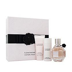 665ed75b638f Victor   Rolf Flowerbomb Eau de Parfum 50ml Gift Set For Her EDP Women  Perfume