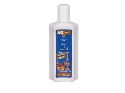 Hg Copper Shine Polish 0.15Ltr