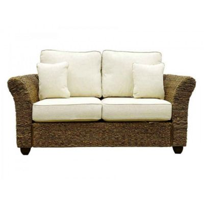 Kingston Abaca 2 Seat Medium in Oatmeal