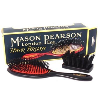 Mason Pearson SB3 Pure Bristle Sensitive Hair Brush - Dark Ruby