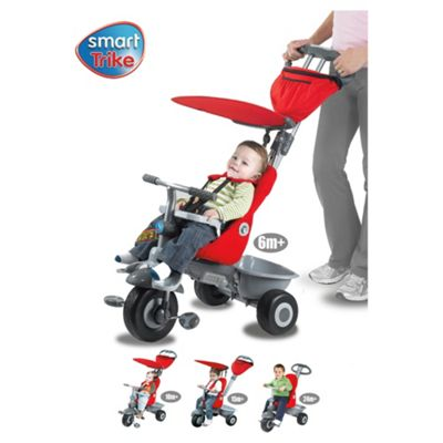 Smart-Trike Recliner Red  sc 1 st  Tesco & Buy Smart-Trike Recliner Red from our Trikes range - Tesco islam-shia.org