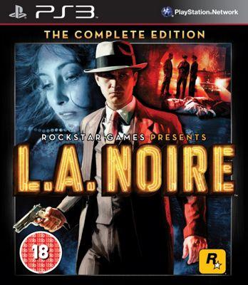 LA Noire Complete PS3