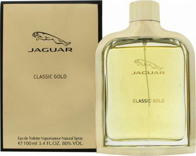 Jaguar Classic Gold Eau de Toilette (EDT) 100ml Spray For Men