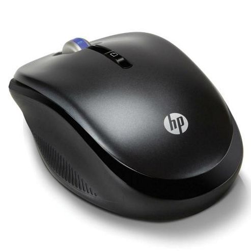 Hewlett-Packard 2.4GHz Wireless Optical Mobile Mouse