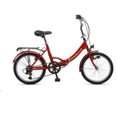 Orbita Eurobici 6 Speed Folding Bike with 20
