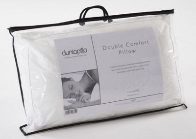 Dunlopillo Double Comfort Latex Core Pillow