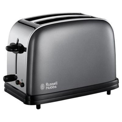 Russell Hobbs Colours  18954 2 Slice Toaster - Grey