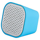 Tesco Mini Bluetooth Speaker, Blue