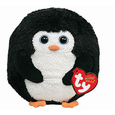 Ty Large Beanie Ballz - Avalanche the Penguin