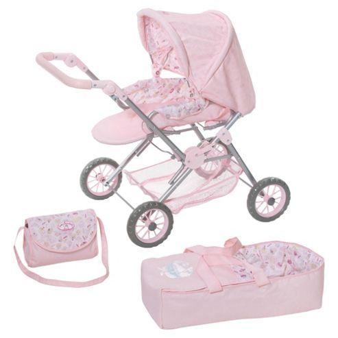 Baby Annabell Deluxe Pram