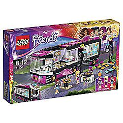 LEGO Friends Pop Star Tour Bus 41106