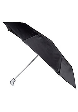 Totes Gear Stick Supermini Umbrella - Black