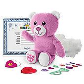 """Build-A-Bear Workshop Furry Friend """"Pink Bear"""""""