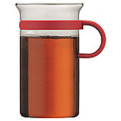Bodum Set of 4 Red Mugs