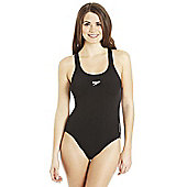 Speedo Endurance®+ Muscle Back Swimsuit - Black