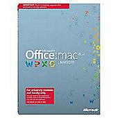 MICROSOFT - HRD SOFTWARE - EDU OFFICE MAC UNIVERSITY 2011 - W/SP1 MAC DVD UK