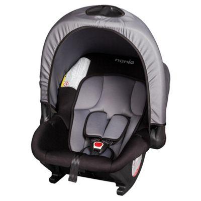 Baby Ride Car Seat, Group 0+, Black Nania
