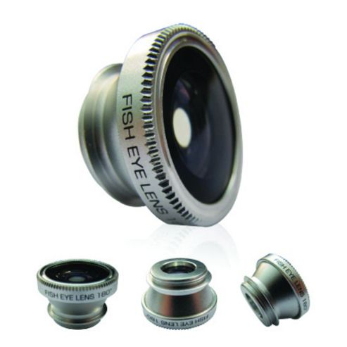 Fisheye Lens for iPhone 4