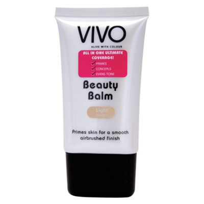 Vivo Beauty Balm Cream Shade 1 - Light