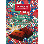 Bourjois Delice De Poudre Bronzing Powder Tropical Festival Edition 16.5g