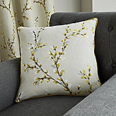 Fusion Hemsworth Ochre Cushion Cover 43x43cm