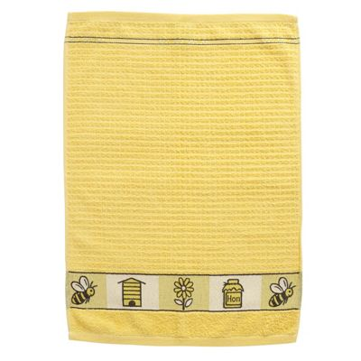Stow Green Terry Tea Towel Bees