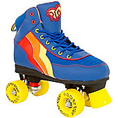 Rio Roller Quad Roller Skates - Blueberry - Blue