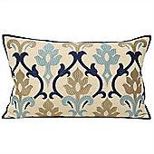 Riva Home Berkley Blue Cushion Cover - 30x50cm