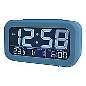 Acctim 15259 Meto Alarm Clock - Ocean Blue
