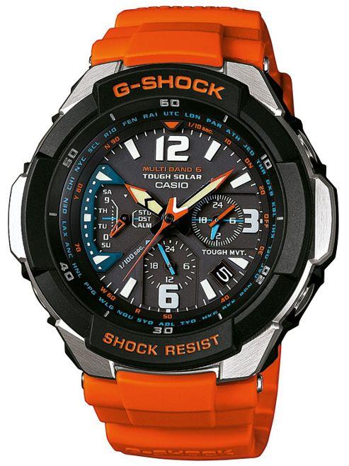 Casio G-Shock Chrono Watch GW-3000M-4AER