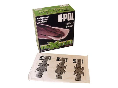 U-Pol High Performance Tack Cloths (Pack 10)