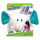 Crayola Doodlemals Washable Soft Toy - Elephant