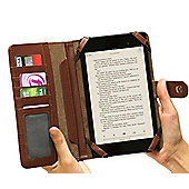 Brown Case For Amazon Fire 7 Tablet