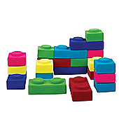 Rubbabu Rubbablox Basix Building Bricks