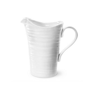 Portmeirion Sophie Conran White Pitcher 0.80L