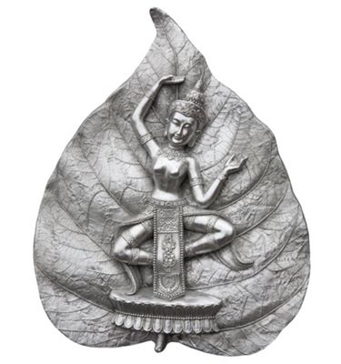 Leaf buddha 10cm