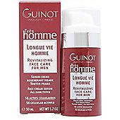 Guinot Trés Homme Longue Vie Homme Revitalising Face Care for Men 50ml