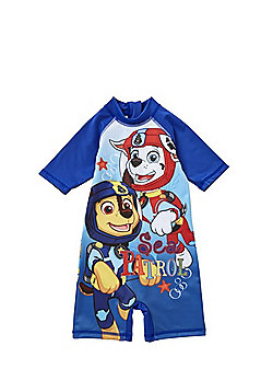 Nickelodeon Paw Patrol UPF50+ Surfsuit - Blue Multi